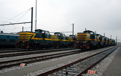 2) Antwerp Nord Depot on 20th August 2006
