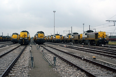 5) Antwerp Nord Depot on 20th August 2006
