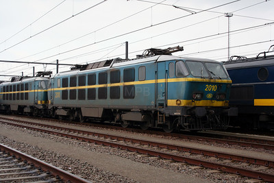 2010 at Antwerp Nord Depot on 20th August 2006