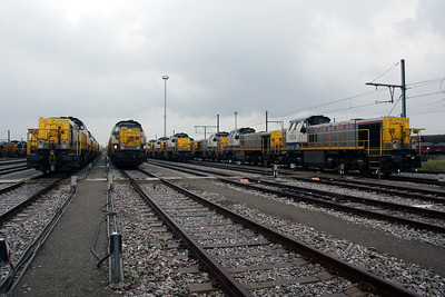 4) Antwerp Nord Depot on 20th August 2006