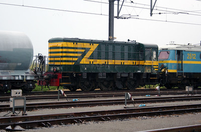 8441 at Antwerp Nord Depot on 20th August 2006