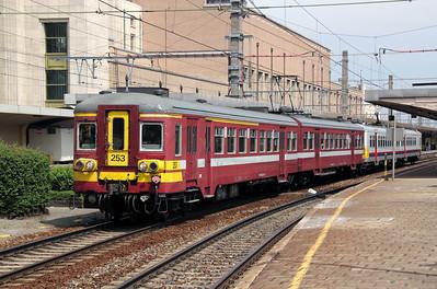 Belgium - Non railtour
