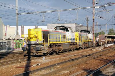 7728 (92 88 0077 028-3 B-B) at Antwerp Berchem on 8th July 2011