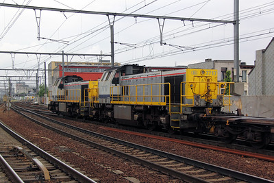 7717 (92 88 0077 017-6 B-B) at Antwerp Berchem on 11th June 2012