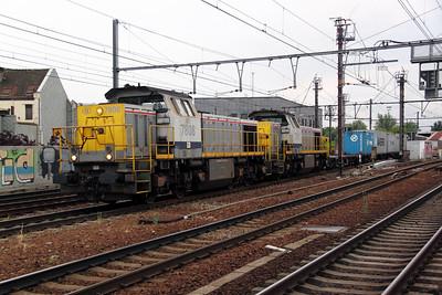 7808 (92 88 0077 108-3 B-B) at Antwerp Berchem on 11th June 2012