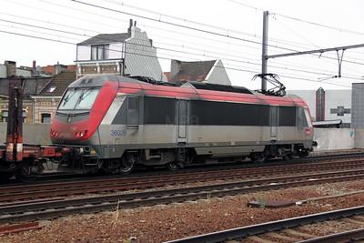 2) SNCF, 36028 at Antwerp Berchem on 11th June 2012