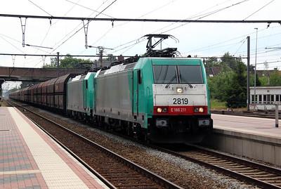 2819 (91 88 7186 211-9 B-B) at Essen on 11th June 2012