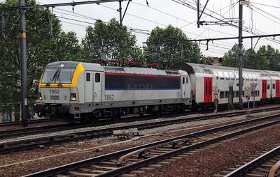 1862 (91 88 0180 620-2 B-B) at Antwerp Berchem on 11th June 2012