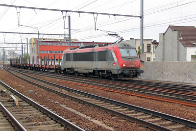 1) SNCF, 36028 at Antwerp Berchem on 11th June 2012