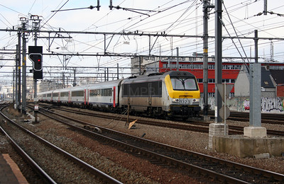 1323 at Antwerp Berchem on 26th March 2006