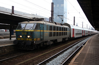 2019 at Brussel Midi on 27th March 2006