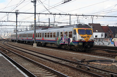 437 at Antwerp Berchem on 26th March 2006