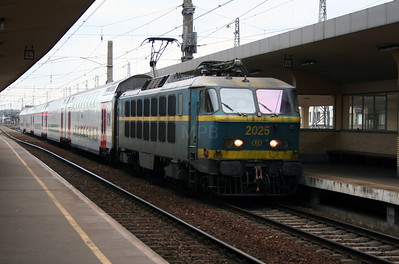 2025 at Brussel Nord on 26th March 2006