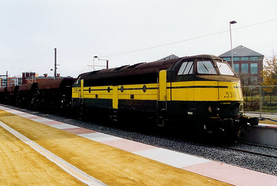 1) 5316 at Diegem on 8th November 2003