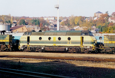 6234 at Salzinnes Works on 9th November 2003