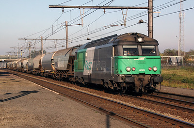 SNCF, 67529 at Antwerp Noorderdokken on 14th November 2011