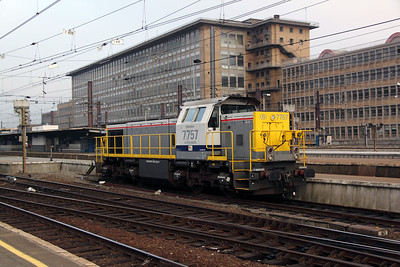 1) 7757 at Brussel Midi on 13th November 2011