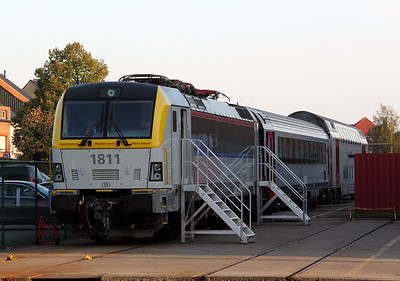 3) 1811 at Mechelen Works on 22nd October 2011