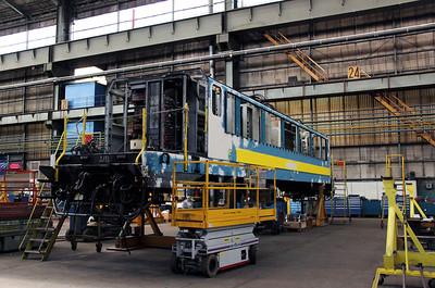 1) 2713 at Salzinnes Works on 22nd October 2011