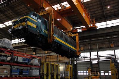 2748 at Salzinnes Works on 22nd October 2011