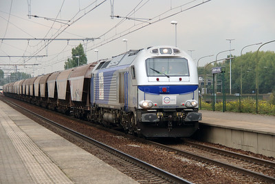EPF, 4014 (92 87 0004 014-2 F-EPF) at Antwerpen Luchtbal on 2nd October 2014 (6)