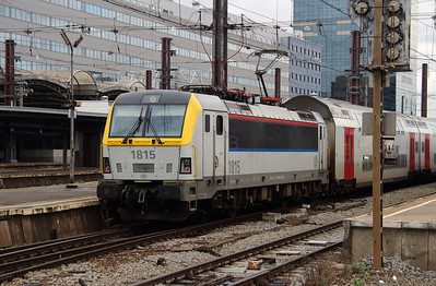 1815 (91 88 0180 150-0 B-B) at Brussels Midi on 7th October 2014