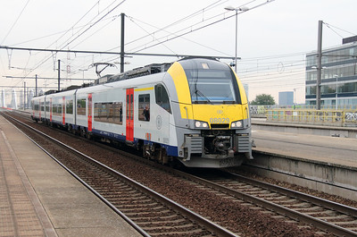08029 (94 88 0080 291-0 B-B) at Antwerpen Luchtbal on 2nd October 2014 (2)