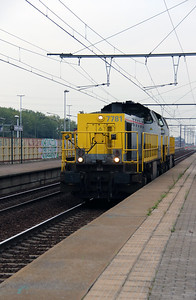 7781 (92 88 0077 081-2 B-BLX) at Antwerpen Luchtbal on 2nd October 2014 (2)