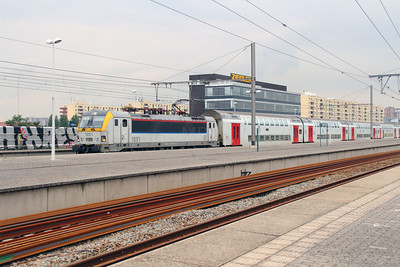 1891 (91 88 0180 910-7 B-B) at Antwerpen Luchtbal on 2nd October 2014 (1)