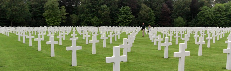 This is a nearby but different site than the Bastogne War Museum. It is the Luxembourg American Cemetery. Over 5,000 Americans are interred here, including 22 sets of brothers, side by side, representing a level of family sacrifice and grief few of us can truly grasp. A lot of U.S. Army Air Corps guys are here, too, which was the most dangerous combat assignment in WWII according to casualty percentages.