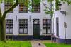 Belgium-Brugge-Begijnhuisje