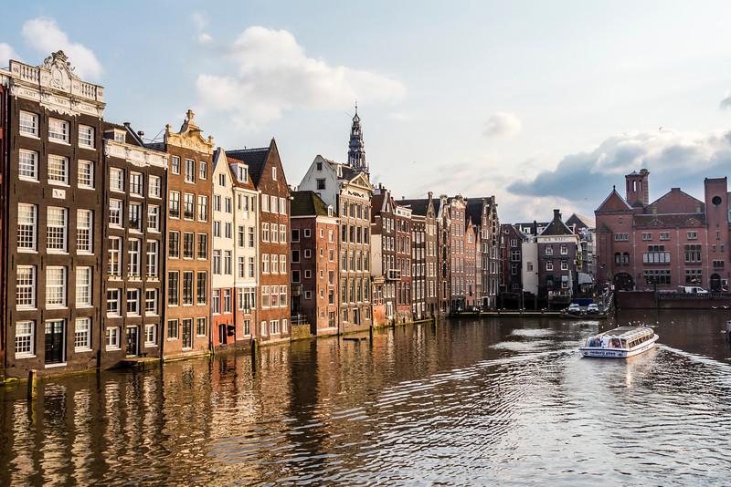 THE NETHERLANDS-AMSTERDAM