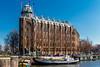 THE NETHERLANDS-AMSTERDAM-THE SCHEEPVAARTHUIS [HOTEL]