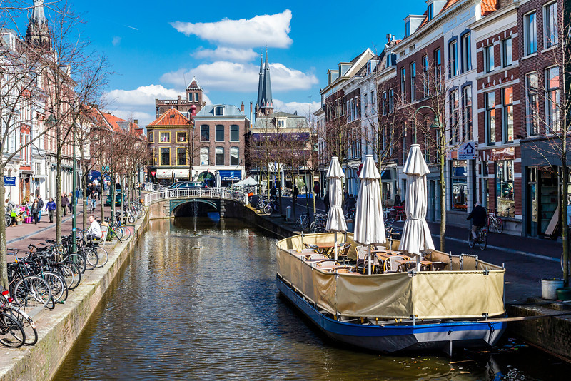 THE NETHERLANDS-DELFT