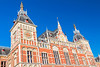 THE NETHERLANDS-AMSTERDAM-CENTRAL STATION