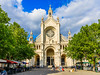 Belgium-Brussels-Capital Region-Eglise Sainte-Catherine