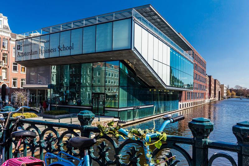 THE NETHERLANDS-AMSTERDAM-AMSTERDAM BUSINESS SCHOOL