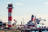 THE NETHERLANDS-HOEK van HOLLAND-FRONT RANGE LIGHT