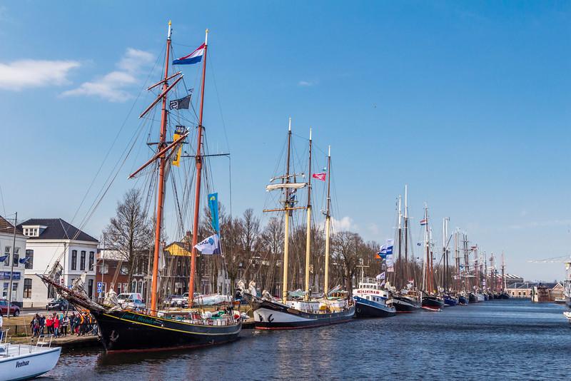 THE NETHERLANDS-DEN HELDER