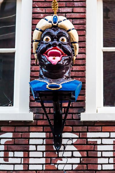 THE NETHERLANDS-AMSTERDAM-JEWELRY STORE