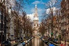THE NETHERLANDS-AMSTERDAM-ZUIDERKERK