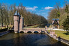 THE NETHERLANDS-HAARZUILENS-De Haar Castle