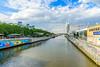 Belgium-Brussels-Capital Region-Canal