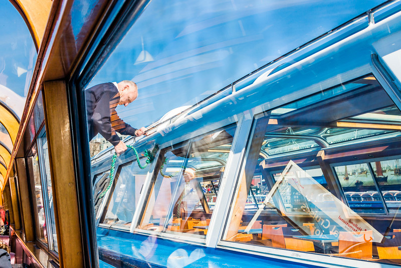 THE NETHERLANDS-AMSTERDAM-CANAL BOAT TOURS