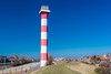 THE NETHERLANDS-HOEK van HOLLAND LIGHTHOUSE-REAR RANGE LIGHT
