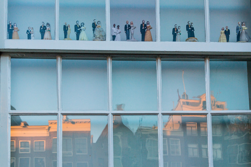THE NETHERLANDS-AMSTERDAM-WINDOW