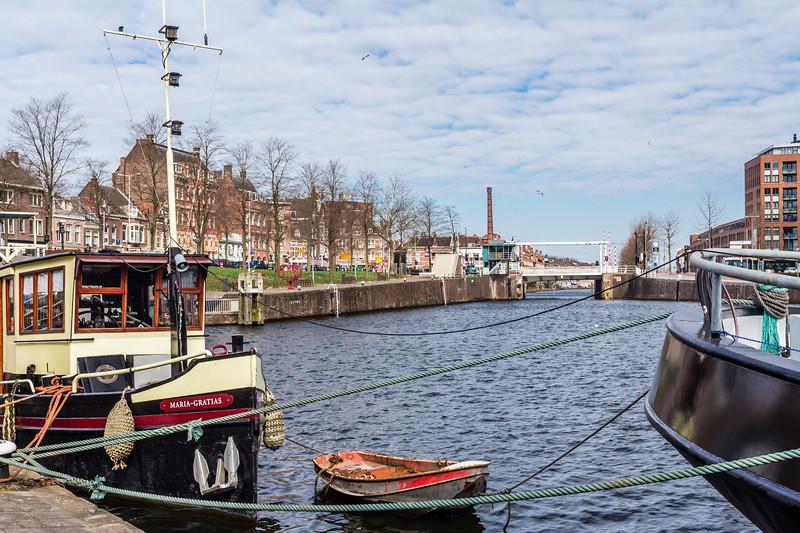 THE NETHERLANDS-ROTTERDAM-DELFSHAVEN
