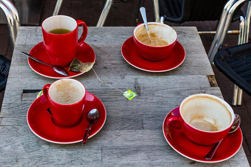 THE NETHERLANDS-AMSTERDAM-COFFEE