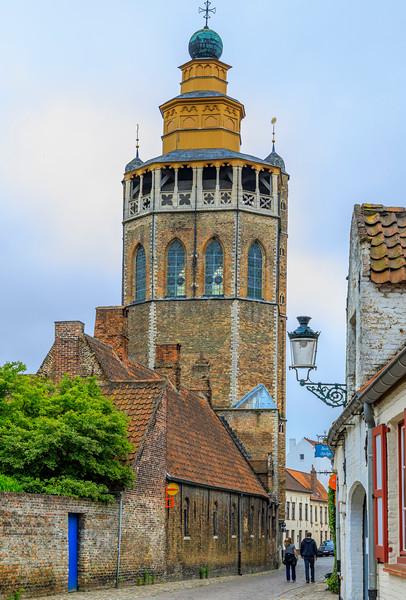 Belgium-Brugge-Adornes Domein