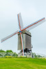Belgium-Brugge-Sint-Janshuismolen Windmill
